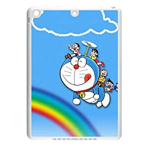 Slim Stylish Protective Laser Print Cute Cartoon Character Doraemon Protective Case for iPad Air iPad 5-2