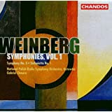 Moisei Weinberg (Mieczyslaw Vainberg): Symphonies, Vol. 1: Symphony No.; 5 in F minor, Op. 76 / Sinfonietta No. 1, Op. 41