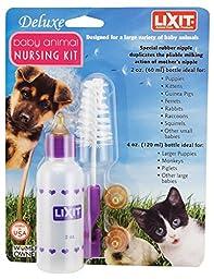 Lixit 2Oz Baby Bottle Nursing Kit