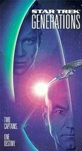 Star Trek Generations [VHS]