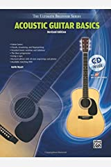 Ultimate Beginner Acoustic Guitar Basics: Steps One & Two, Book & CD (The Ultimate Beginner Series) Paperback