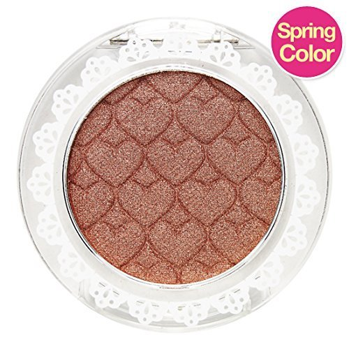 - Etude House Look at my Eyes #BR414 Fig Pound Cake