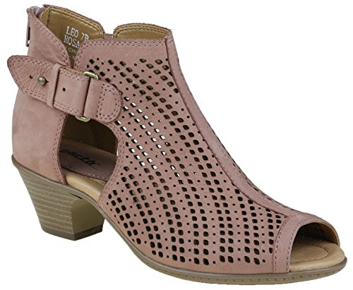 Earth Origins Women's Keri Wedge Sandal Dusty Rose clearance in China WhDqAF3kf