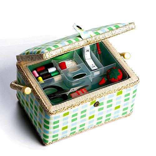 sewing box basket - 7