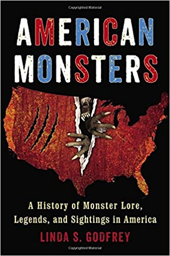 Image result for american monsters book