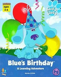 Amazon.com: Blue's Birthday Adventure - PC/Mac: Video Games