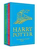 img - for Harry Potter: The magical adventure begins . . .: Volumes 1-3: Contains: Philosopher's Stone / Chamber of Secrets / Prisoner of Azkaban (Harry Potter Boxset Vols 1-3) by Rowling. J.K. ( 2013 ) Paperback book / textbook / text book