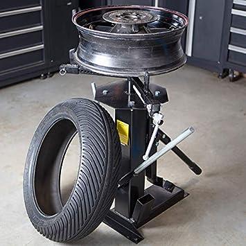 Datona Reifenmontagegerät Für Autos Und Motorräder Auto