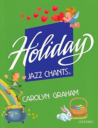 Holiday Jazz Chants: Student Book