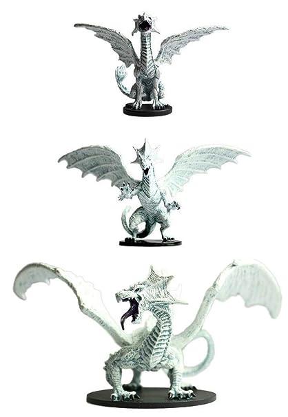 WizKids Pathfinder Battles: White Dragon Evolution Boxed Set