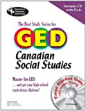 GED® Canadian Social Studies w/ CD-ROM