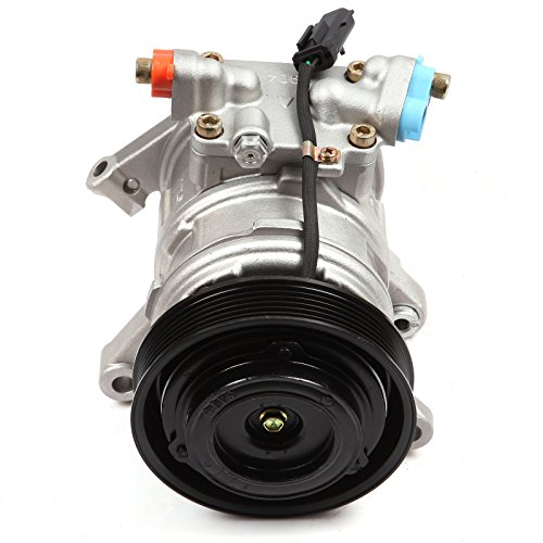 SCITOO Compatible with AC Compressor and A/C Clutches Kit CO 22033C Auto Repair Compressor Assembly for Jeep Grand Cherokee 4.7L 1999-2004