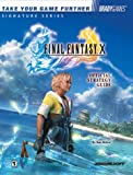 Final Fantasy X Official Strategy Guide (Brady Games Signature Series)