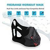 Friorange Sport Workout Hypoxic Mask Running Mask