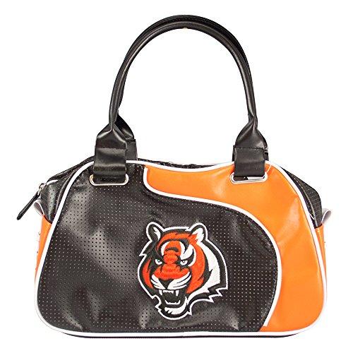 Littlearth NFL perf-ect Bowler Bag Cincinnati Bengals 4QcDV8Lhyc