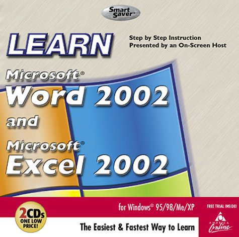 Learn MS Word & Excel XP (Jewel Case) -  Riverdeep