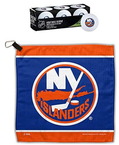 - WinCraft Bundle 2 Items: NHL New York Islanders 1 Golf Waffle Towel 13