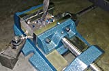 Yost 5 in. Heavy Duty Drill Press Vise