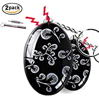 Personal Alarms Emergency Alarm Keychain Safety and Self Defense For Women, Kids, Elderly, Students 120db Portable Safesound Personal Alarm 2 Pack