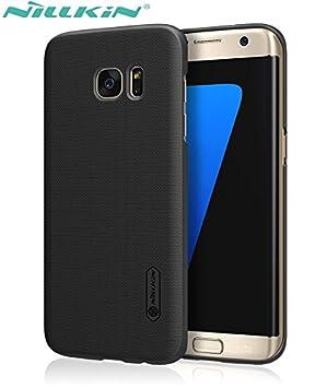 newest 21167 75ac2 Galaxy S7 Edge Case, Nillkin Ultra Slim Thin Anti Slipping Hard PC ...