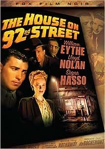 The House on 92nd Street (Fox Film Noir) (Bilingual)