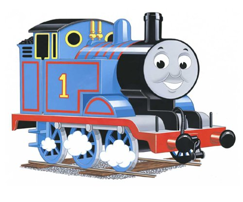 Ravensburger Thomas The Tank Puzzle - Thomas & Friends: Thomas the Tank Engine - 24 pc Shaped Floor Puzzle