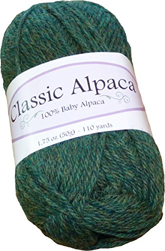 Classic Alpaca 100% Baby Alpaca Yarn #1402 Adirondack for sale  Delivered anywhere in USA