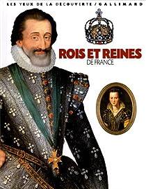 Rois et reines de France par Billioud