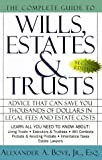 Wills, Estates, and Trusts, Alexander A. Bove, 080506298X