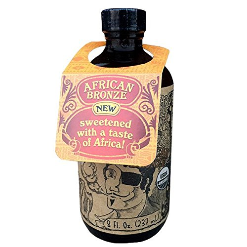 Fire Cider | Apple Cider Vinegar and Honey Tonic | African Bronze | 8 oz