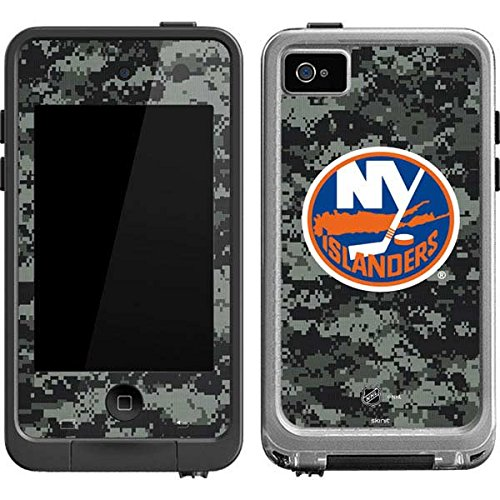 New York Islanders Ipod Skin (NHL New York Islanders LifeProof fre iPod Touch 4th Gen Skin - New York Islanders Camo)