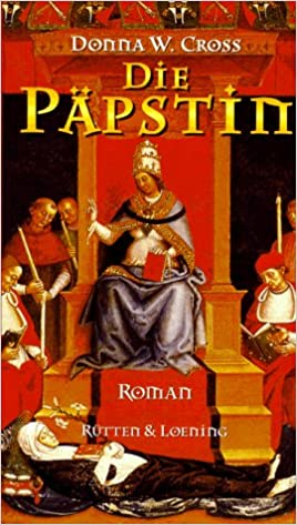 Die Papstin (Pope Joan - German edition)