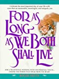 For as Long as We Both Shall Live, Roger Fritts and Thomas R. Fritts, 038076928X