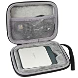 co2crea Hard Travel Case for Seagate Fast SSD 250GB / 500GB / 1TB / 2TB External SSD