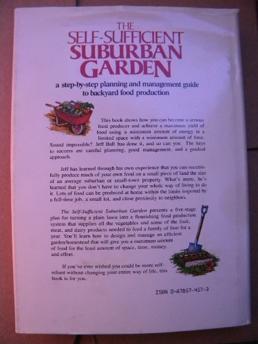 - The Self-Sufficient Suburban Gardener