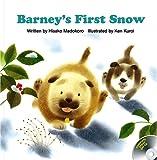 Barney's First Snow, Hisako Madokoro, 1741264340