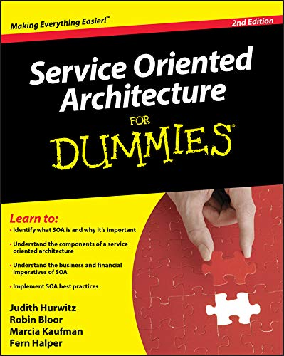 (Service Oriented Architecture (SOA) For Dummies)