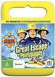 Fireman Sam The Great Escape Pontypandy   NON-USA Format   PAL   Region 4 Import - Australia