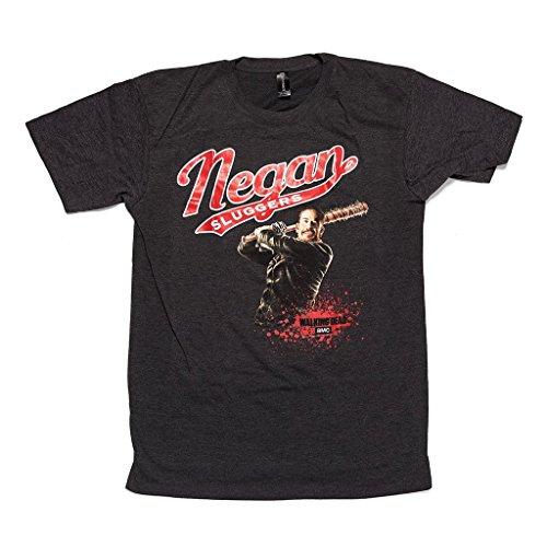 (Walking Dead Negan Sluggers AMC Large Tee T-Shirt Men's (XL) )