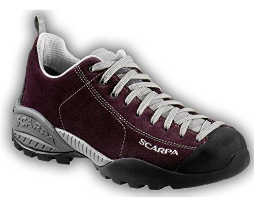 SCARPA Mojito GTX Ladies Walking Shoe, Wine Red, EU38