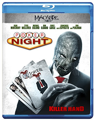 Poker Night BD [Blu-ray]