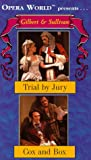 Gilbert & Sullivan - Trial by Jury / Cox and Box (Opera World) [VHS]