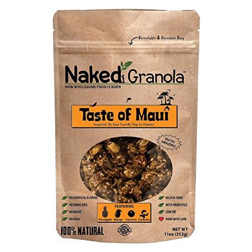 Naked Granola GlutenFree Taste of Maui