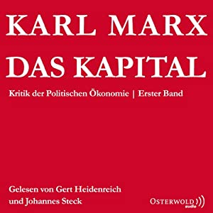 Das Kapital Hörbuch