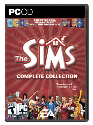 The Sims: Complete Collection - PC (Sims The)
