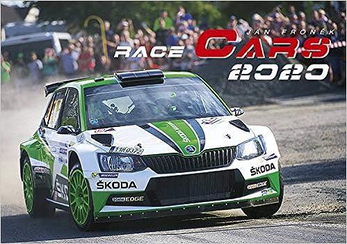 Race Cars 2020 Wall Calendar
