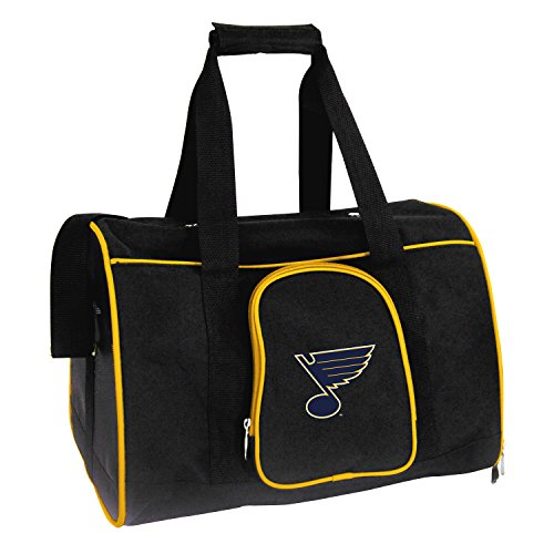 Denco NHL St Louis Blues Premium Pet Carrier (Beds Dog Louis)