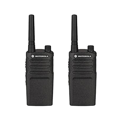 RMM2050 2 Pack of Two-Way Business Radio by Motorola,Black: Car Electronics