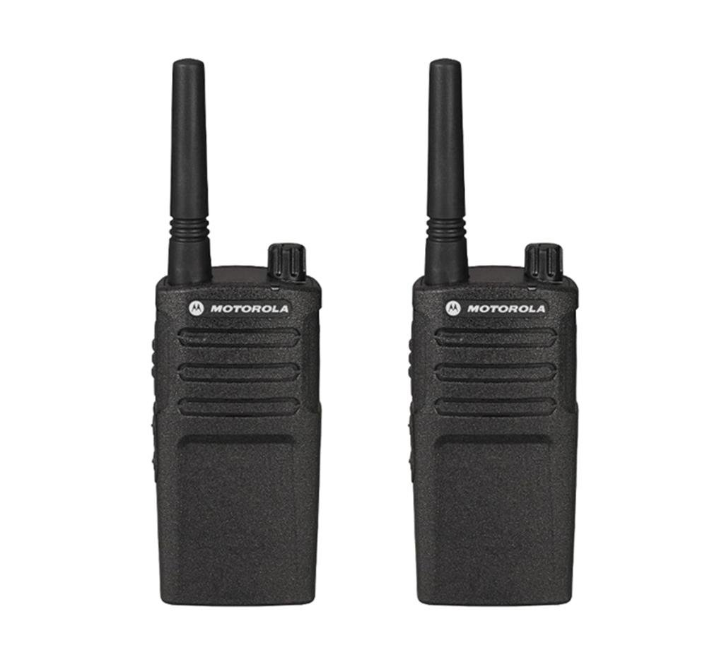 RMM2050 2 Pack of Two-Way Business Radio by Motorola