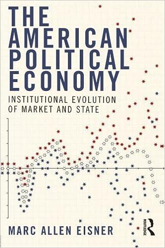 Gratis nye bøger download The American Political Economy: Institutional Evolution of Market and State PDF ePub iBook by Marc Allen Eisner 0415999626
